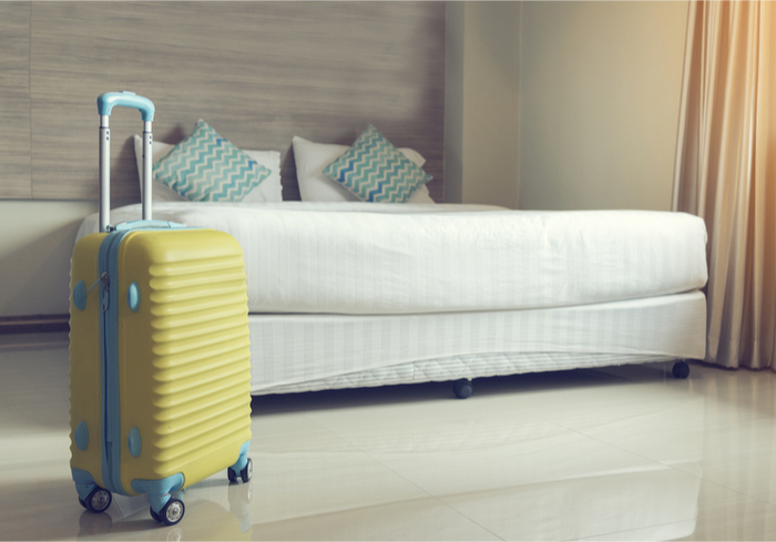 Keep your baggage anywhere safely and travel freely